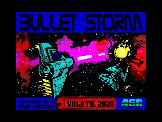 Bullet Storm (Bullet Storm)