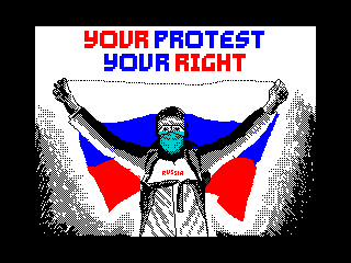Your protest — your right