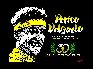 Perico Delgado Maillot Amarillo - 30 Aniversario (Carga) (Perico Delgado Maillot Amarillo - 30 Aniversario (Carga))