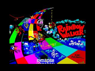 Rainbow Walker (Rainbow Walker)
