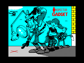 Inspector Gadget (Inspector Gadget)