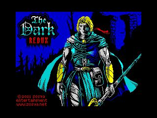 The Dark. Redux (The Dark. Redux)