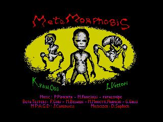 Metamorphosis (Metamorphosis)