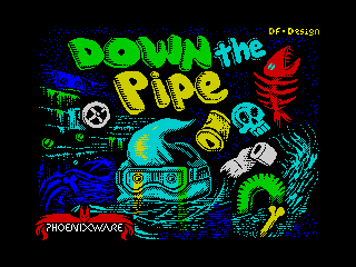 Down the Pipe