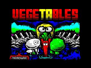 Vegetables Deluxe (Vegetables Deluxe)