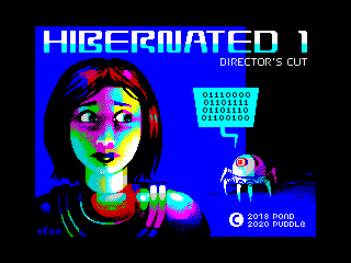 Hibernated 1 - This Place is Death (Director's Cut) (Hibernated 1 - This Place is Death (Director's Cut))