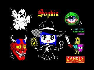 Sophia (Loading Screen) (Sophia (Loading Screen))