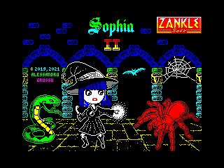 Sophia II (Loading Screen) (Sophia II (Loading Screen))
