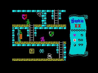 Sophia II (In-Game Screen, Level 3) (Sophia II (In-Game Screen, Level 3))