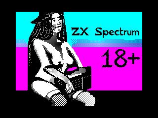 ZX Spectrum 18+ (ZX Spectrum 18+)