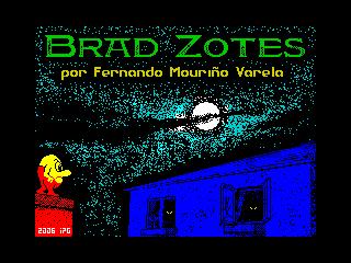 Brad Zotes (Brad Zotes)
