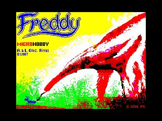 Freddy (Freddy)
