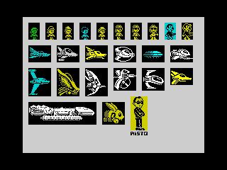 Several sprites (Gráficos) (Several sprites (Gráficos))