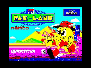 Pac-Land (Pac-Land)