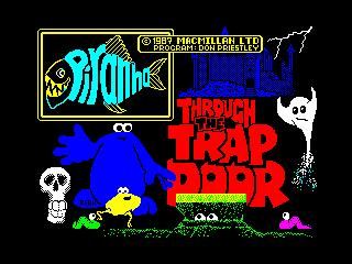 Through the Trap Door (Through the Trap Door)