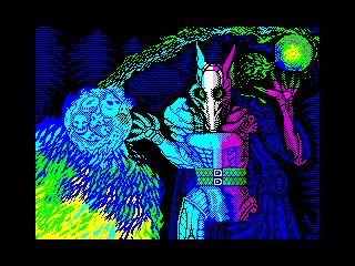 Shaman. ZX-ART (Shaman. ZX-ART)