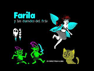 Farila y los Duendes del Frio (Farila y los Duendes del Frio)