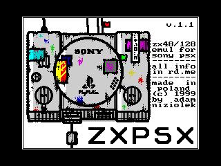 ZXPSX (ZXPSX)