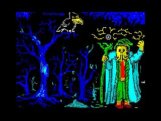 Wizards forest spelling (Wizards forest spelling)