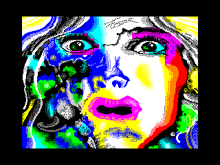 Radioactive woman (Radioactive woman)