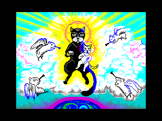 Holy Cat Mother (Святая Котоматерь) (Holy Cat Mother (Святая Котоматерь))