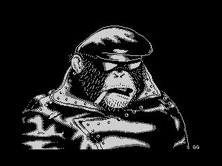Планета обезьян (Планета обезьян)