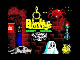 Blinky's Scary School (Blinky's Scary School)