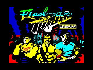 Final Fight (Final Fight)