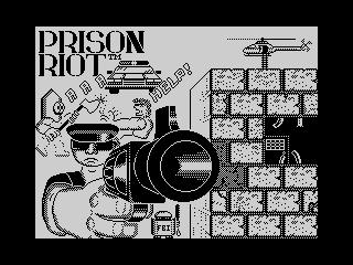 Prison Riot (Prison Riot)