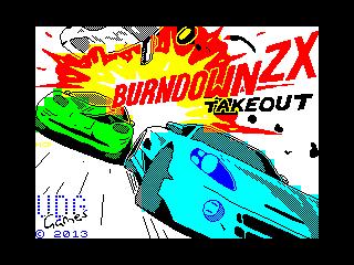 Burndown ZX: Takeout (Burndown ZX: Takeout)