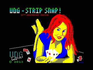 UDG Strip Snap: 15th Anniversary Edition (UDG Strip Snap: 15th Anniversary Edition)