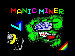 Manic Miner (Manic Miner)