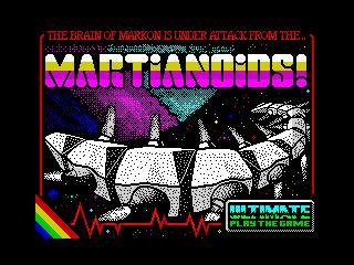 Martianoids (Martianoids)