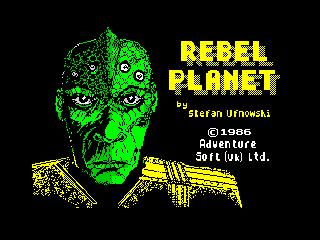 Rebel Planet (Rebel Planet)