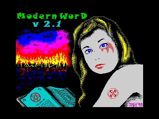 ModernWord 2.1 (ModernWord 2.1)