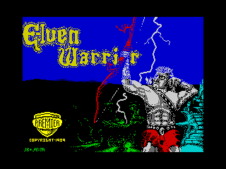 Elven Warrior (Elven Warrior)