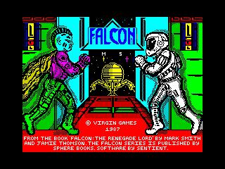 Falcon: The Renegade Lord (Falcon: The Renegade Lord)