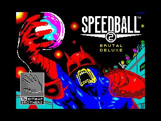 Speedball II: Brutal Deluxe (Speedball II: Brutal Deluxe)