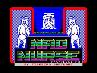 Mad Nurse (Mad Nurse)
