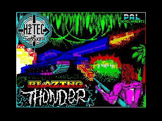 Blazing Thunder (Blazing Thunder)