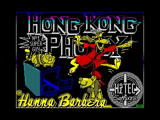 Hong Kong Phooey (Hong Kong Phooey)