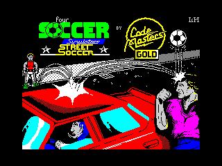 Street Soccer (Street Soccer)