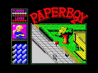 Paperboy 2 ingame 1 (Paperboy 2 ingame 1)