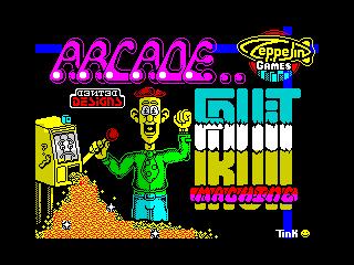 Arcade Fruit Machine (Arcade Fruit Machine)