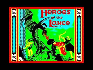 Heroes of the Lance (Heroes of the Lance)