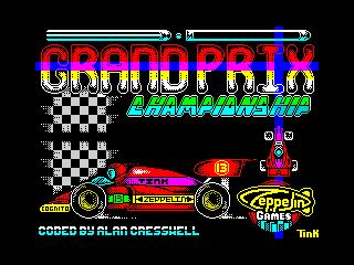 Grand Prix, 3D (Grand Prix, 3D)