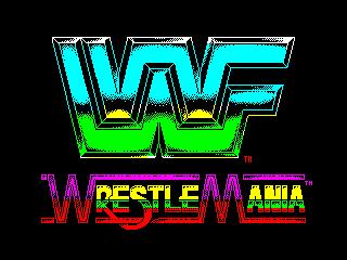 WWF WrestleMania (WWF WrestleMania)