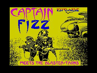 Captain Fizz (Captain Fizz)