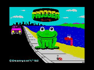 Frogger (Frogger)