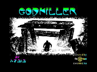 Godkiller title (Godkiller title)